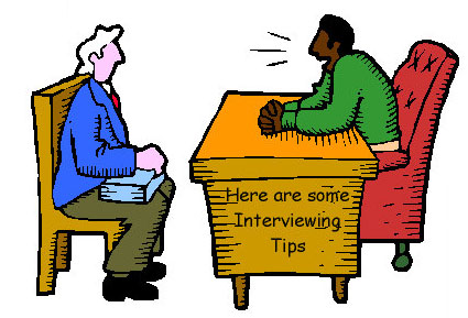 conducting an interview for a research paper